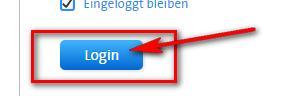 Bluewin.ch E-Mail Login (@bluewin.ch) - Login Seite